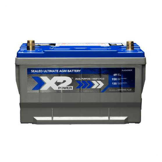 X2 Power AGM Battery